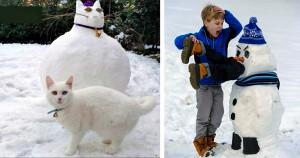 22 de Imagini Care Dovedesc: Crăciunul Nu Este La Fel ca în Filme!