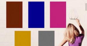 TEST: Alege 2 culori și află care este starea ta emoțională în acest moment.