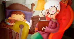 Copiii care cresc cu bunicii – sunt foarte norocoși. Iată de ce.